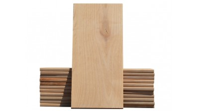 Alder Grill Planks 5x11 (2nds): 12 Pack