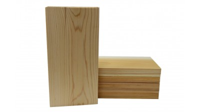 Cedar Grill Planks 5x11 (2nds): 12 Pack