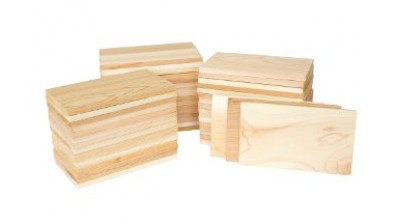 Chef Pack: 50 Cedar 4x7 Grilling Planks