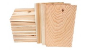 Wider Cedar Grill Planks 7x11 (2nds): 24 Pack