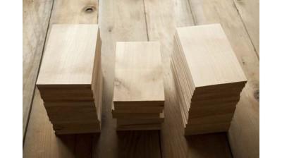 Chef Pack: 50 Alder 4x7 Grilling Planks