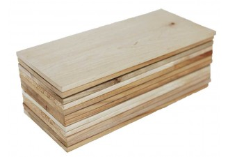 Maple Grilling Planks 12 Pack (2nds)
