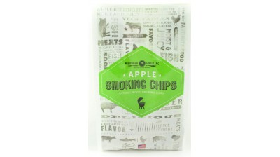 Apple Wood Smoking Chips 180 cu. in.